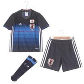 アディダス adidas ジュニア サッカー/フットサル ライセンスシャツ 日本代表 ホーム ミニキット AA0303