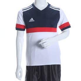 アディダス adidas ジュニア サッカー/フットサル 半袖シャツ KIDS KONN16 ゲームジャージー 半袖 AJ1389