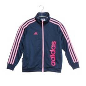 アディダス adidas ジュニアスポーツウェア KIDS Girls エッセンシャルズ リニアロゴ ジャージ ジャケット BIM04