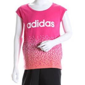 アディダス adidas ジュニア 半袖Tシャツ KIDS Girls FUN Tシャツ AK2045