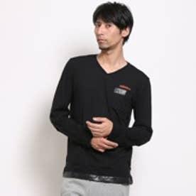 アディダス adidas Tシャツ AD KBV47MIX イ ブラック