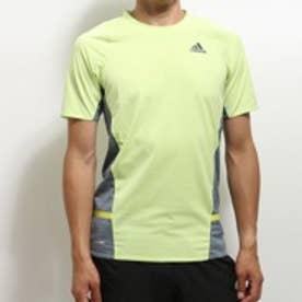 アディダス adidas テニスTシャツ M ACE  AB7255 イエロー (フラッシュイエロー)