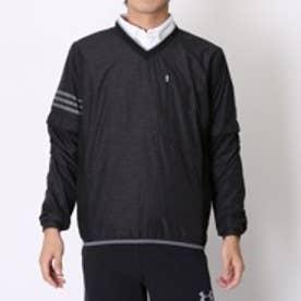 アディダス adidas ゴルフウィンドブレーカー JP L/S Vネックデタッチャブルウインド レベル2 BCW77 ブラック (ブラック)