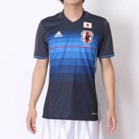 アディダス adidas サッカー日本代表ホームレプリカユニフォーム2016 半袖 AA0308 (ナイトネイビー×ホワイト)