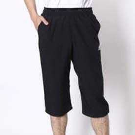 アディダス adidas テニスパンツ アディダスエース 3/4 パンツ AJ3900 ブラック (ブラック)