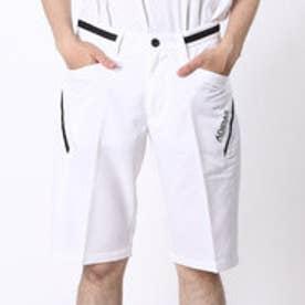 アディダス adidas ゴルフショートパンツ JP CP サマーショーツ CCG43 (ホワイト)