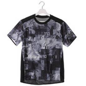 アディダス adidas メンズ 半袖機能Tシャツ レイヤリング トレーニングショートスリーブグラフィックTシャツ AZ8498