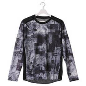 アディダス adidas メンズ 長袖機能Tシャツ レイヤリング トレーニングロングスリーブシャツ B43009