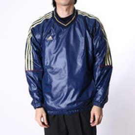 アディダス adidas メンズ 野球 長袖ウインドブレーカー Basic ウィンドブレーカーVネックジャケット AZ4111