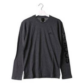 アディダス adidas メンズ 長袖Tシャツ M BIG リニア AZ7541