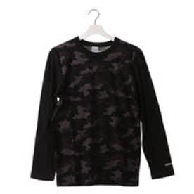 アディダス adidas メンズ 長袖Tシャツ HM カモロングスリーブTシャツ M AZ6703