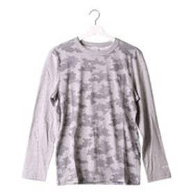 アディダス adidas メンズ 長袖Tシャツ HM カモロングスリーブTシャツ M AZ6704