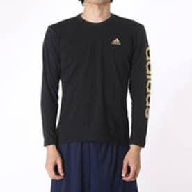 アディダス adidas メンズ 長袖Tシャツ M BIG リニア AZ7542