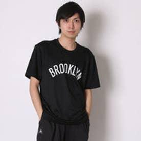 アディダス adidas バスケットボールTシャツ NBAチームロゴ半袖Tシャツ AP0477      (ブラック)