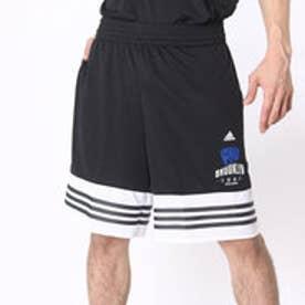 アディダス adidas バスケットボールプラクティスパンツ NBA BASICS ショーツ AH5059      (NBA-BNE)