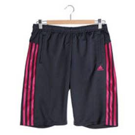 アディダス adidas トレーニングハーフパンツ W 定番3st ジャージハーフパンツ BIL07