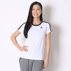 アディダス adidas Tシャツ W 定番UV 3S Tシャツ半袖 BIL06