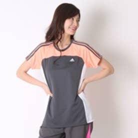 アディダス adidas レディース 半袖機能性Tシャツ AP W 3st CL Tee B49804