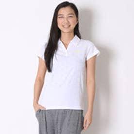 アディダス adidas ポロシャツ SC ドットポロシャツ W BIN91