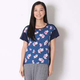 アディダス adidas Tシャツ SC フローラル総柄Tシャツ W BIO03