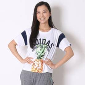 アディダス adidas Tシャツ SC パイナップルTシャツ W BIO06