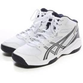 アシックス Asics ジュニアバスケットボールシューズ TBF138 ホワイト 388