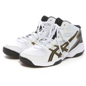 アシックス Asics ジュニアバスケットボールシューズ TBF138 ホワイト 510