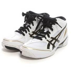 アシックス Asics ジュニアバスケットボールシューズ TBF09D ホワイト 525