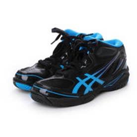 アシックス asics ジュニアバスケットボールシューズ GELPRIMESHOT SP 3 TBF135 186 (ブラック×メチルブルー)