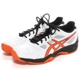 アシックス Asics テニスシューズ(オムニクレーコート用) TLL745 ホワイト 185