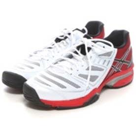 アシックス Asics テニスシューズ(オムニクレーコート用) TLL756 ホワイト 186