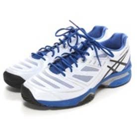 アシックス Asics テニスシューズ(オムニクレーコート用) TLL755 ホワイト 187