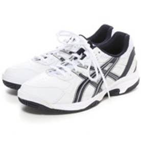 アシックス Asics テニスシューズ(オールコート用) TLL720 ホワイト 414