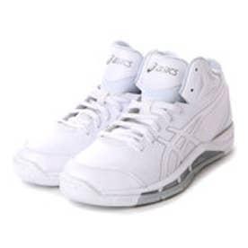 アシックス asics バスケットボールシューズ GELTRIFORCE 2 TBF325 ホワイト 138 (ホワイト)