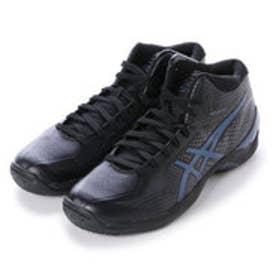 アシックス asics バスケットボールシューズ GELBURST20th TBF21G 113 (ブラック×ネイビー)