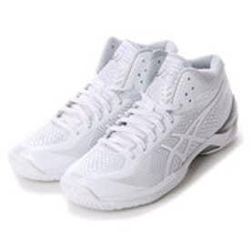 アシックス asics バスケットボールシューズ GELBURST20th TBF21G     111 (ホワイト×スノー)