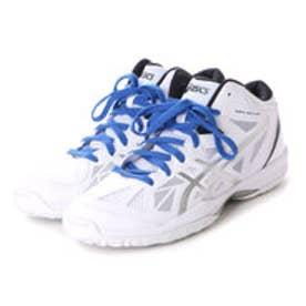アシックス asics ユニセックス バスケットボール シューズ GELHOOP V 8 TBF330 164 (ホワイト/DKSA)