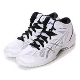 アシックス asics ユニセックス バスケットボール シューズ GELHOOP V 8-wide TBF331 169 (ホワイト/DKSA)