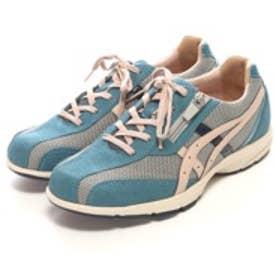 ロコンド 靴とファッションの通販サイトアシックスasicsウォーキングシューズHADASHIWALKER725(W)TDW725グリーン1416(グリーンBE)