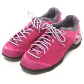 ロコンド 靴とファッションの通販サイトアシックスasicsウォーキングシューズTDW801レッド4116(ローズ)