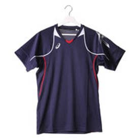 アシックス asics ユニセックス バレーボール 半袖プラクティスシャツ プラシャツHS XW6623
