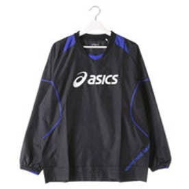 アシックス asics ユニセックス バレーボール ピステ ウォームアップシャツLS XWW621