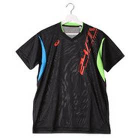 アシックス asics ユニセックス バレーボール 半袖プラクティスシャツ プラシャツHS XW6625