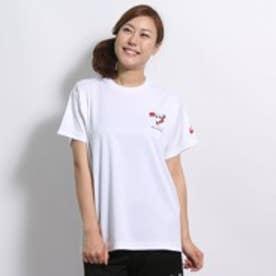 アシックス Asics バレーボールTシャツ XW6598 ホワイト