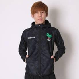 アスレタ ATHLET サッカーウィンドジャケット ストレッチトレーニングJK 04100  (ブラック)