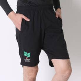アスレタ ATHLETA サッカープラクティスパンツ ポケット付きプラパン AP-0140  (ブラック)