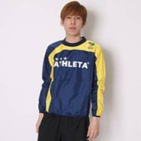アスレタ ATHLET サッカーウィンドジャケット ピステシャツ AP-0138 ネイビー  (ネイビー)