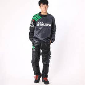 アスレタ ATHLETA メンズ サッカー/フットサル ウインド上下セット カラーピステスーツ 02268