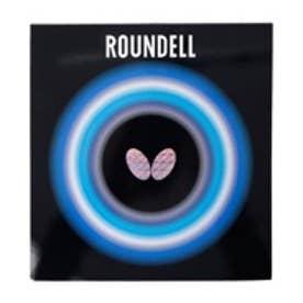 バタフライ Butterfly 卓球ラバー ラウンデル 裏ソフト 厚さ:特厚 05860 (レッド)