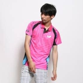 バタフライ Butterfly 卓球シャツ ハイスピア 44510 ピンク